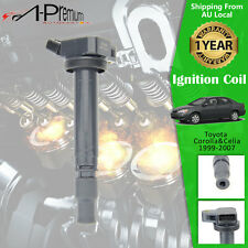 A-Premium Ignition Coil for Toyota Corolla ZZE123R Celica ZZT231R 1.8L 2ZZ-GE