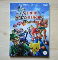 Super Smash Bros. Brawl - Der offizielle Spieleberater - Premiere Edition