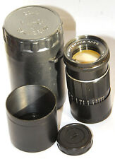 JUPITER-11A  4/135mm LENS for ZENIT PRAKTICA  etc #713456 EXCELLENT