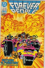 Forever People #1 (Feb 1988, DC)