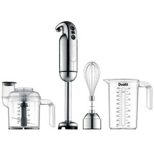 Dualit Hand Blender 700W Diswasher Safe With Anti-Suction Technology Polished