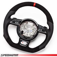 Tuning Adintelado Alcantara Volante S-LINE Audi A1 A6 A7 A8 DSG 4G0 4h0 666