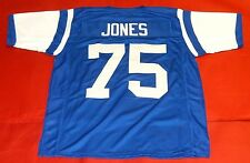 DAVID DEACON JONES CUSTOM LOS ANGELES RAMS THROWBACK JERSEY FEARSOME FOURSOME