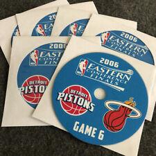 2006 NBA Playoffs R3 Pistons vs Heat DVD