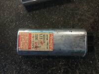 Microwave High Voltage Capacitor 1.13uf 2200WVAC 70°C NICHICON 0ZA0133