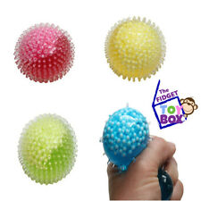 Squishy bead ball sensory squeeze toy sped occupational therapy autism adhd