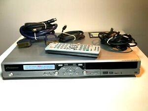 PIONEER DVR-433H DVD Player Recorder & Internal HDD
