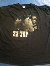 Zz Top Tour 2013 Vintage Concert T-Shirt Size 3Xl