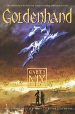 Goldenhand by Garth Nix, Old Kingdom book 5 (2016, Hardcover)
