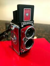 RARE Red RolleiFlex MiniDigi (Mini Digi) AF5.0 Digital Camera FREE SHIPPING