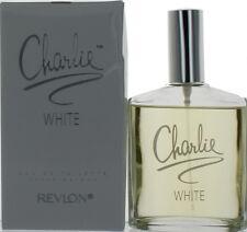 Charlie White by Revlon for Women EDT Perfume Spray 3.4 oz.-Damaged Box