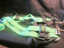 Miller Body Harness 850T-7 W/5 Slot Pad & 1 Side D New