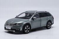 1/18 Scale VW Volkswagen SKODA OCTAVIA Wagon Green Diecast Car Model Collection
