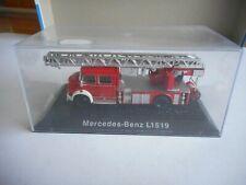 Atlas 4144 109 Mercedes-Benz L1519 + Perspex box only