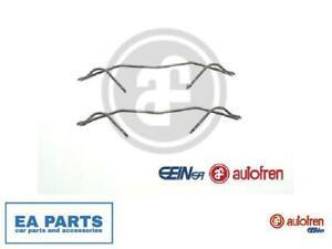 Accessory Kit, disc brake pads AUTOFREN SEINSA D42341A
