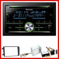 Komplett Set Mercedes C-Klasse W203 CLK W208 W209 CLC FH-X730BT Bluetooth CD USB