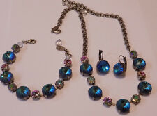 Handmade Uptown Designs Jewelry -  Necklace Bracelet And Ear Rings (74)
