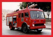 Malta Transport ~ HCB Angus Bedford Fire Engine GVB339 - 1998