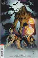 JUSTICE LEAGUE DARK #4 VARIANT COVER WITCHING HOUR WONDER WOMAN NEW 1 JLA 2018