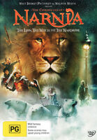 The Chronicles of Narnia: The Lion, the Witch and the Wardrobe (2005) * NEW DVD