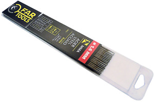 Electrode de soudure Type baguette Rutile Diamètre 1,6 mm Longueur 300 mm x50
