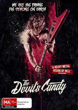 The Devil's Candy  - DVD - NEW Region 4