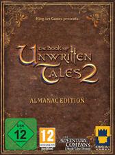The Book of Unwritten Tales 2 - Almanac Edition PC NUOVO + conf. orig.