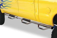 Go Rhino D36080PS SS Side Step Tube Nerf Bars 01-07 Chevy Silverado 2500 3500