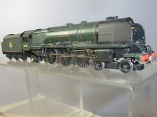 "HORNBY No.LMS 7P 4-6-2 No.6256 "" CITY OF SALFORD "" LOCO & TENDER  IVATT REVISION"