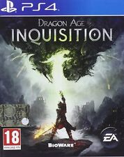 Dragon Age: Inquisition   playstation 4  PS4 nuovo