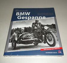 Bildband - BMW Gespanne R 12, R 75, R 25 bis R 68, R 26 bis R 29S, AWO 700, ...!