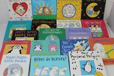 Lot of 12 of Sandra Boynton Board Books - Mixed/Unsorted