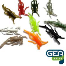 Cricket soft plastic bait insect fishing lure 8/12 pcs