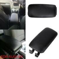 UK Cloth Center Console Armrest Lid Cover Latch Clip Catch For Audi A3 8P Black