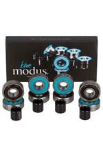 Modus Skateboard Bearings Blue 8 Pack New Speed Blues
