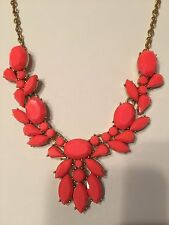J CREW Factory Opaque gemstone necklace NWT