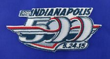 2015 Indianapolis 500 Event Collector Patch Indy 500 Grand Prix of Indianapolis