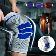 New Style Patchwork Knee Brace Support Sports Nylon Sleeve Pad Compression Sport