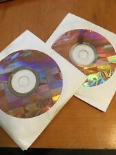 Microsoft Windows Small Business Server 2003 Standard  ONLY 2 DISCS 1&3