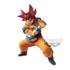 Lizenzierte Dragonball Super Figur Blood of Saiyans SSG Gott God Son Goku