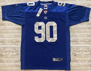 New York Giants Jason Pierre-Paul #90 Reebok Stitched Jersey Size 54 NEW