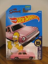 Hot Wheels The Simpsons Die Cast Car - The Simpsons Family Car - HW Screen Time