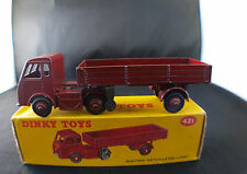 Dinky Toys GB n° 421 electric articulated lorry camion truck en boite