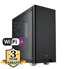 CCL Z370 Gaming PC - 4.9GHz Intel i7 9700K, 32GB, SSD, 1TB, WiFi, RTX 2070 SUPER