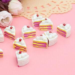 1:12 Dollhouse Scenes Mini Food Dessert Home Kitchen Accessory Toys Xmas Gift