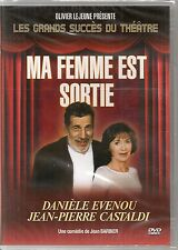 DVD ZONE 2--MA FEMME EST SORTIE--EVENOU/CASTALDI--NEUF
