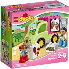 Duplo: Ice Cream Truck #10586 - Building Set by LEGO