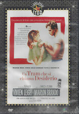 Dvd **UN TRAM CHE SI CHIAMA DESIDERIO** con Marlon Brando nuovo 1951