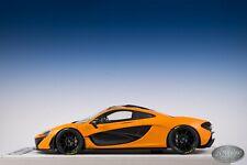 1/18 Tecnomodel  McLaren P1 2015 Orange As Is