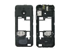 Genuine Nokia 208 2 Sim Middle Cover / Chassis - 02504G8